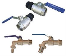 Ball Valve and poly nipples